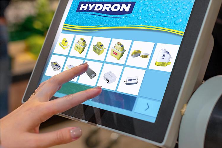 Hydron Pump Selector