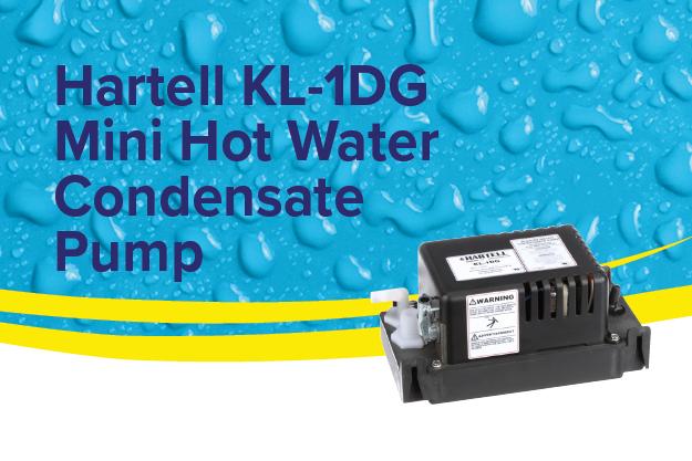 Hartell Condensate Pump